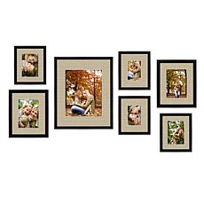 Harvest Collection 7-Piece Wall Gallery Frame Set
