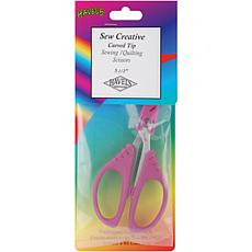 Havel's Sew Creative Curved-Tip Scissors - 5-1/2""