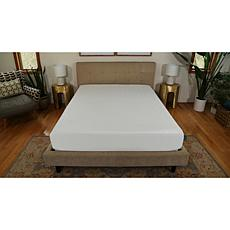 "Health-o-pedic 10"" Twin Gel Memory Foam Mattress"
