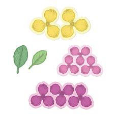 Heartfelt Creations Sweet Magnolia Blooms Dies