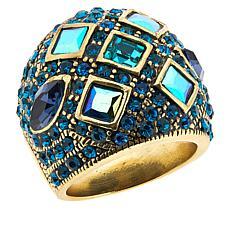 """Heidi Daus """"Artful Treasure"""" Crystal Ring"""
