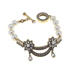 "Heidi Daus ""Breakfast at Heidi's"" Toggle Bracelet"