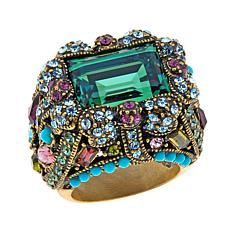 "Heidi Daus ""Damselfly"" Crystal Ring"