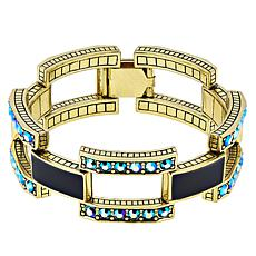 "Heidi Daus Disney Mary Poppins Returns ""Pedal Perfection"" Bracelet"
