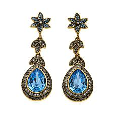 "Heidi Daus ""Renaissance on the Runway"" Drop Earrings"