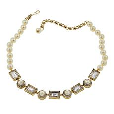 """Heidi Daus """"Sparkling Solution"""" Crystal-Accented 17"""" Necklace"""