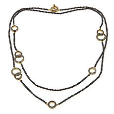 """Heidi Daus """"The Long and Short of It"""" Necklace"""