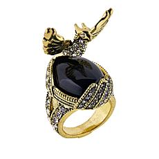 "Heidi Daus ""The Phoenix"" Crystal Ring"