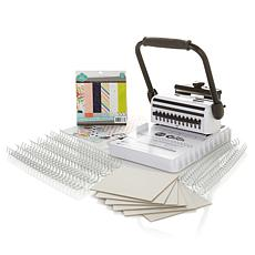 Heidi Swapp Cinch Book-Binding Machine With Accessories