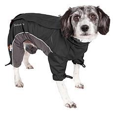 Helios Blizzard Full-Body Adjustable and Reflective Dog Jacket