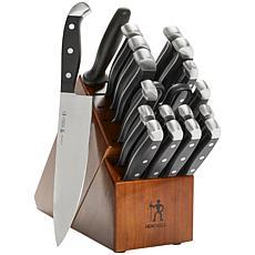 Henckels Statement 20-piece Knife Block Set