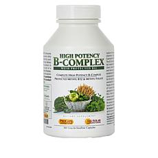 High Potency B-Complex - 360 Capsules