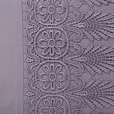 Highgate Manor 100% Cotton Chantilly Lace 2-piece Pillowcases - Std