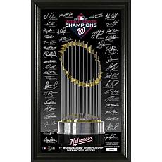 Highland Mint 2019 World Series Champions Signature Trophy