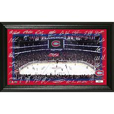 Highland Mint Montreal Canadiens 2019 Signature Rink