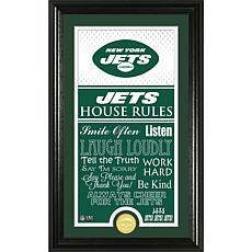 Highland Mint New York Jets Jersey House Rules Supreme Photo Mint