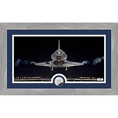 Highland Mint Space Shuttle Program Shuttle Landing Coin Photo Mint