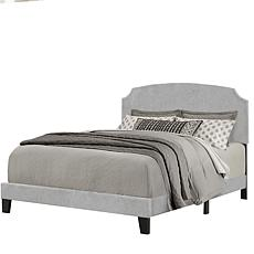 Hillsdale Desi King Bed-in-One - Glacier Gray