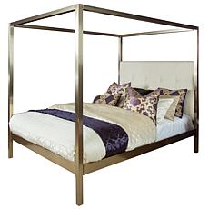 Hillsdale Furniture Avalon Bed with Rails - King