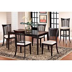 Hillsdale Furniture Bayberry 5pc Rectangle Dining Set
