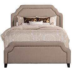 Hillsdale Furniture Carlyle Headboard with Frame - Queen