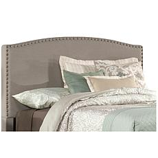 Hillsdale Furniture Kerstein King Headboard with Frame - Dove Gray