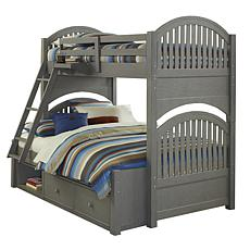 Hillsdale Furniture Lake House Adrian Full Bunk Bed