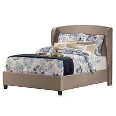 Hillsdale Furniture Lisa Bed with Rails - King