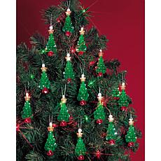 Holiday Beaded Ornament Kit - Mini Trees