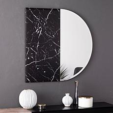 Holly & Martin Bowers Decorative Mirror - Black