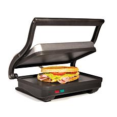 Holstein Everyday 2-Slice Panini Griddle