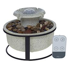 HoMedics Mirra Euphoria Relaxation Fountain with Sound