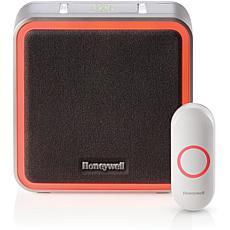 Honeywell Series 9 Portable Wireless Doorbell w/Halo Light & Button