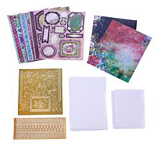 Hot Off The Press Dazzles Cardmaking Kit