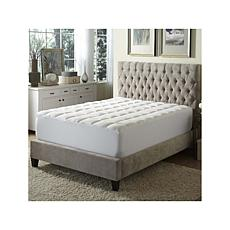 Hotel Laundry Overfilled Waterproof Mattress Pad - Queen