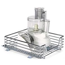 Household Essentials Sliding Cabinet Organizer - Chrome