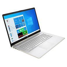"""HP 17.3"""" Touch AMD Ryzen 3 8GB RAM 256GB SSD Laptop"""