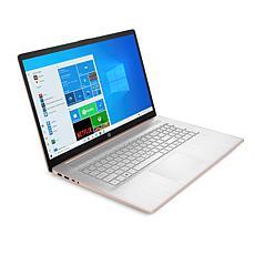 "HP 17.3"" Touch Intel Pentium 8GB RAM 512GB SSD Laptop with Windows 11"