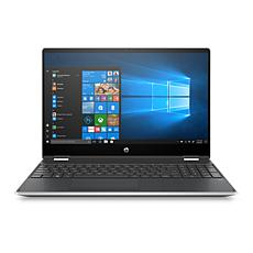 "HP Pavilion 15.6"" Touch Core i3 8GB RAM, 1TB HDD Convertible Laptop"
