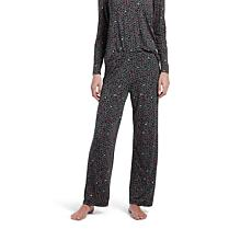 HUE 2pc Printed Pajama Set - Missy