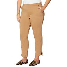 HUE 4-Way Stretch Pull-On Trouser