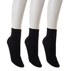 Hue Anklet Sock 3-pack