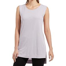 HUE Hi-Low Tunic Tank Top - Plus