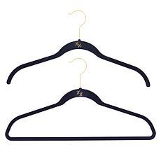 Huggable Hangers Ultimate 100-piece Set - Brass