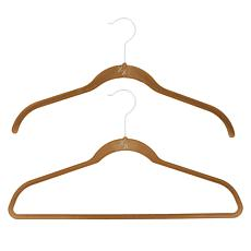 Huggable Hangers Ultimate 100-piece Set - Chrome