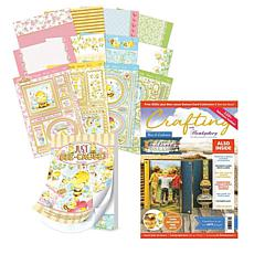 Hunkydory Crafts Crafting with Hunkydory Project Magazine - Issue 59