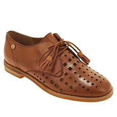 Hush Puppies Chardon Perf Leather Lace-Up Oxford