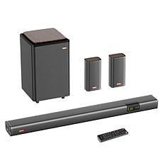 iDeaPLAY Live3 5.1 Channel True Wireless Soundbar System