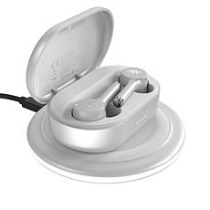 iFrogz Airtime Luxe 2 Truly Wireless Earbuds w/Wireless Charging Pad