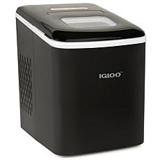 Igloo 26lb. Self-Cleaning Portable Countertop Ice Machine - Black